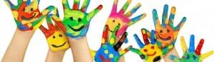 Blije kinderen @ hooggevoelig heel gewoon