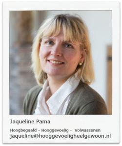 Jaqueline-pama-hooggevoeligheelgewoon