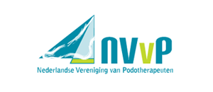 logo nvvp nederlandse vereniging van podotherapeuten