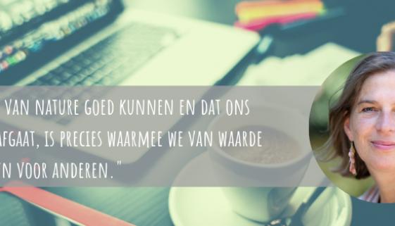 Even voorstellen: Lusanne Hogeweg