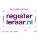 Registerleraar 6 RU