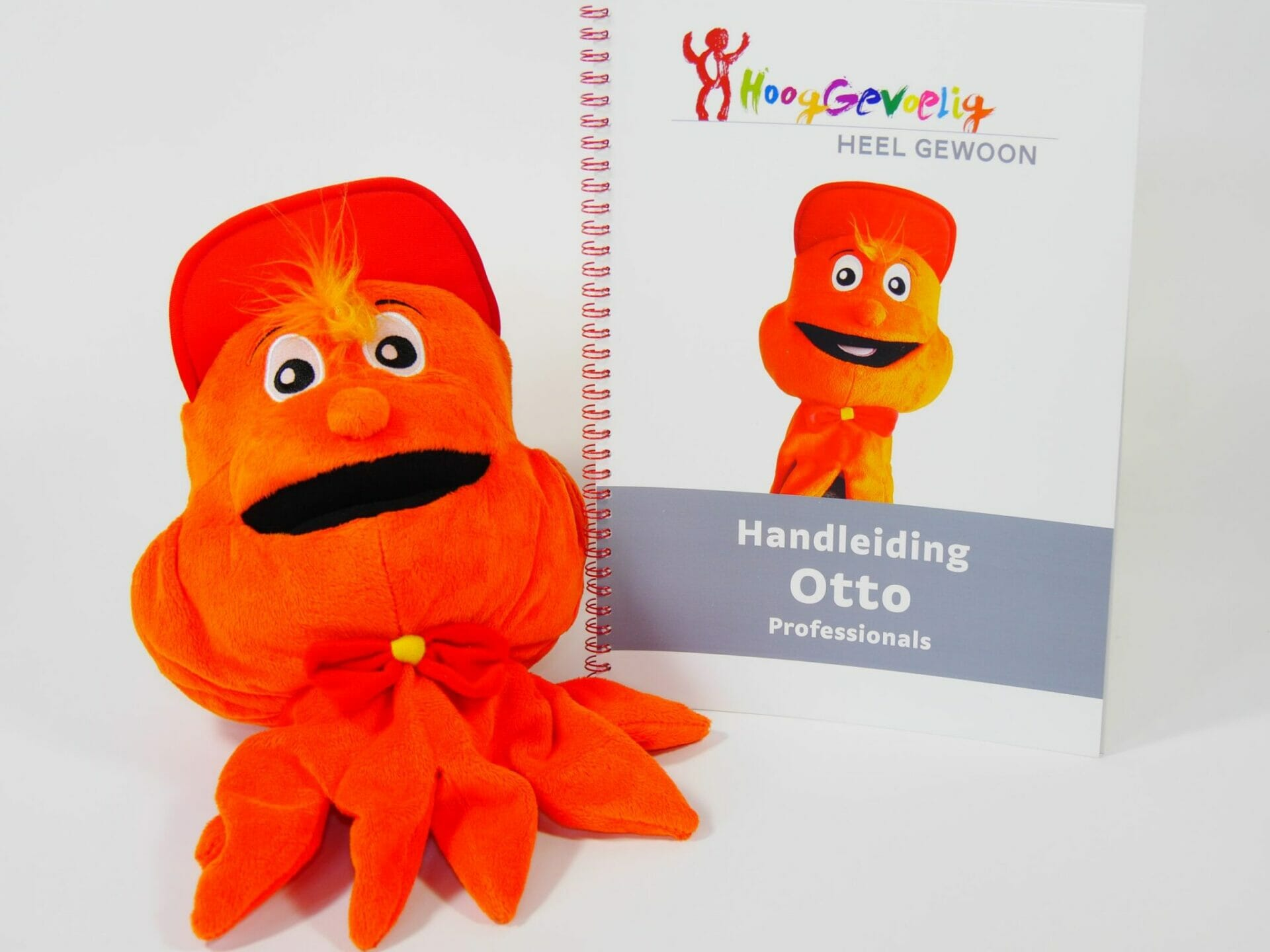 Otto de octopus handleiding professionals