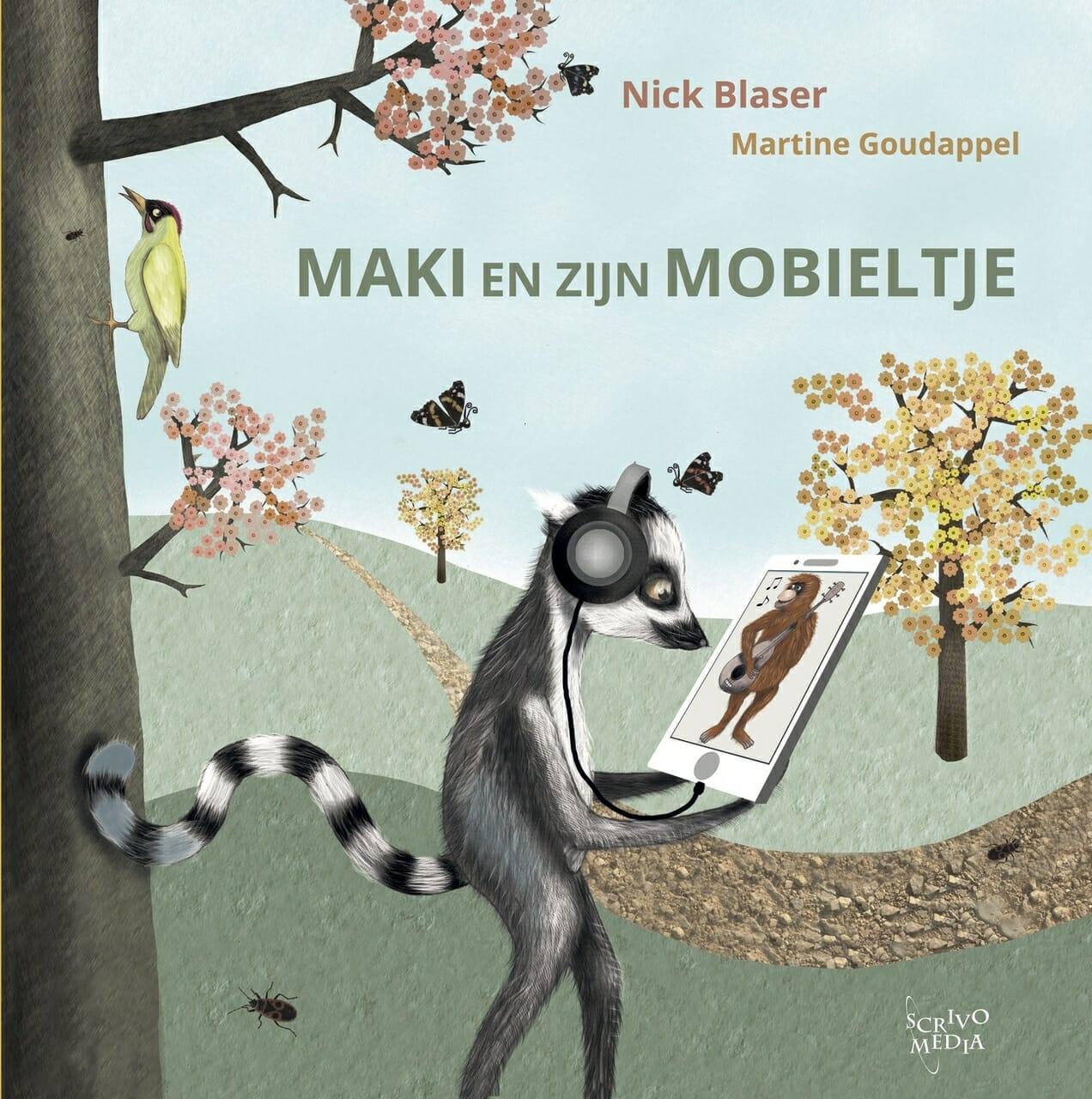 maki-en-zijn-mobieltje-boekrecensie-netwerk-babette